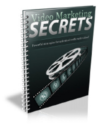 Product picture Video Marketing Secrets with Private Label Rights